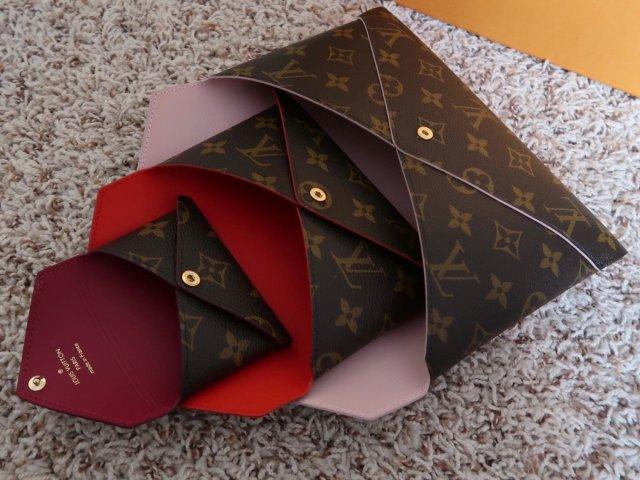 购物分享 || 三合一信封包✉️