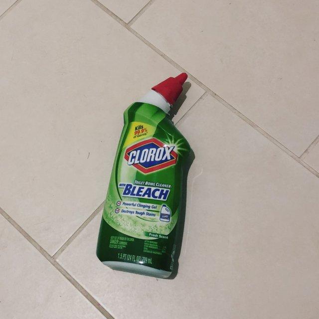 家中常备万能bleach!