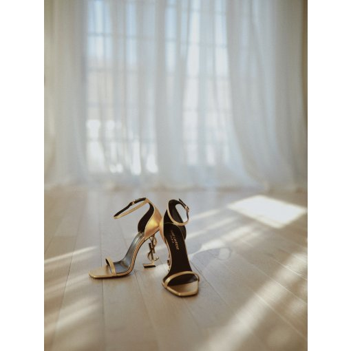 Saint Laurent绝美凉鞋|美美的夏天