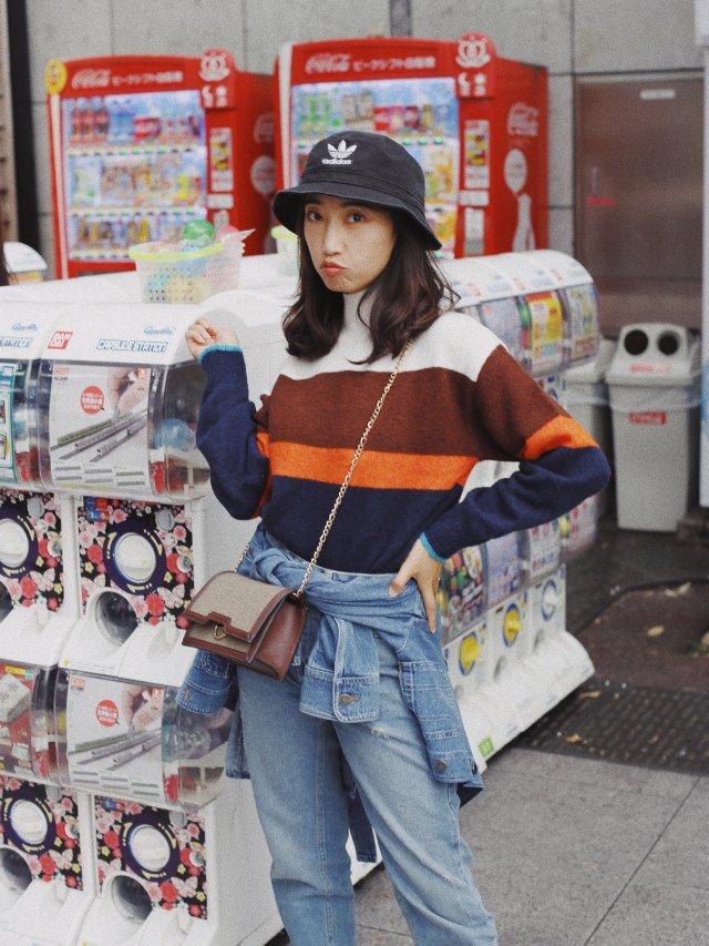 东京旅行穿搭