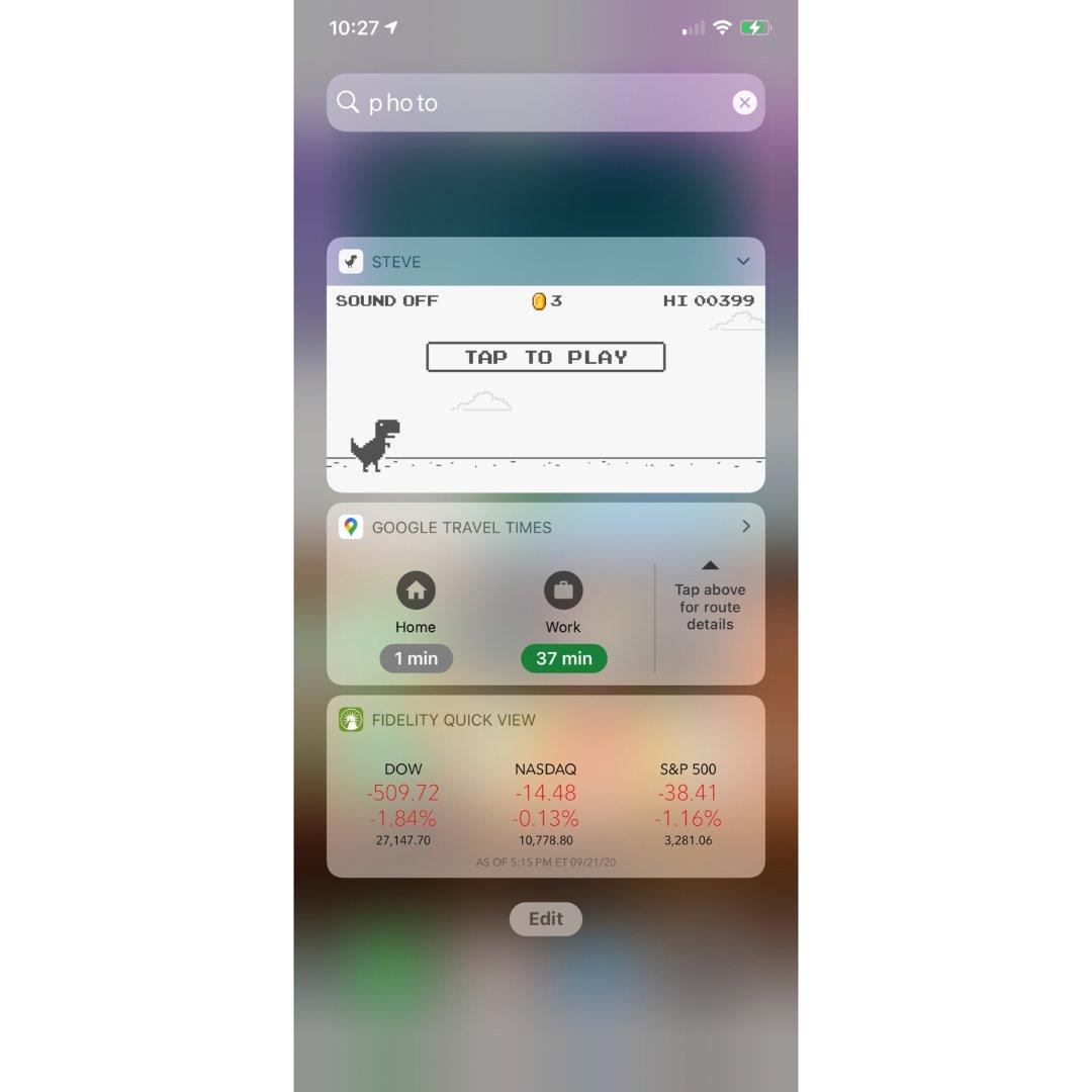 iOS14你升级了吗·桌面小组件和...
