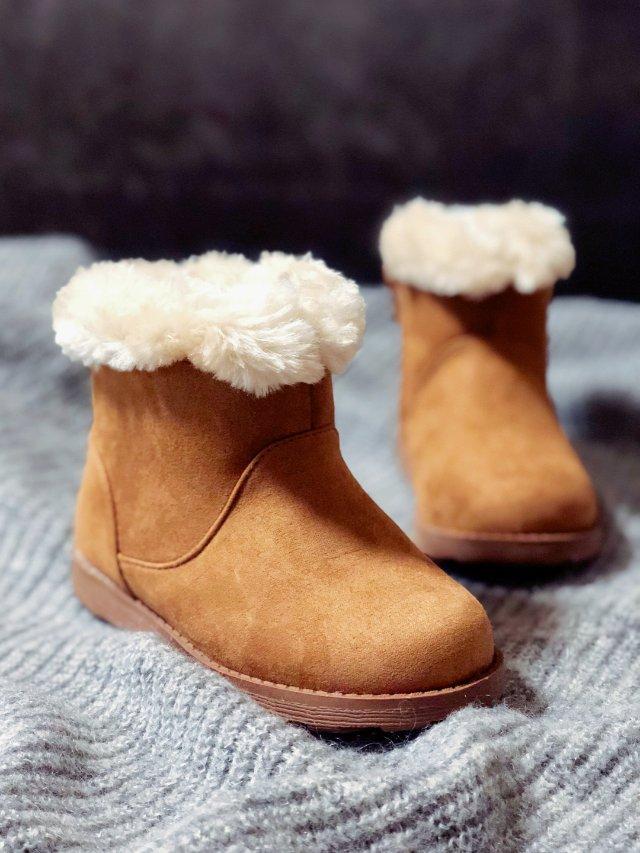 Target儿童雪地靴