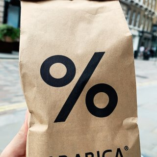 %Arabica 网红咖啡打卡...