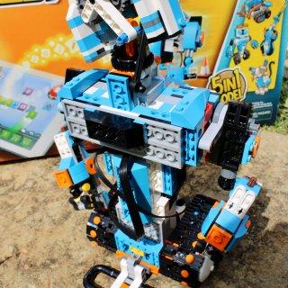 【玩具摊】Lego编程5合1机器人...