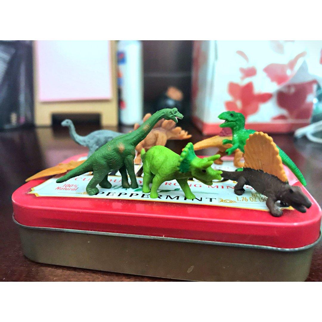 恐龙模型小玩具