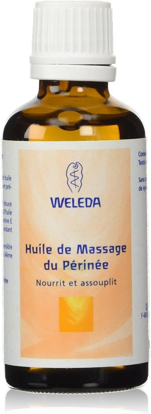 Amazon.com : Weleda Perineum Massage Oil 50ml : Beauty