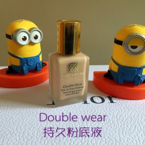 Double Wear 粉底液