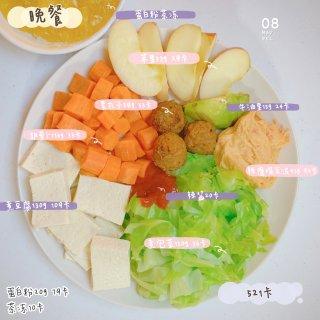 抗疫宅家:减脂每天吃什么多少卡,全部拍照...