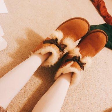 Gita 雪地靴