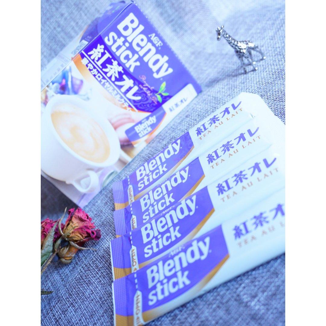 ❥来自日本的AGF速溶系列之红茶欧蕾