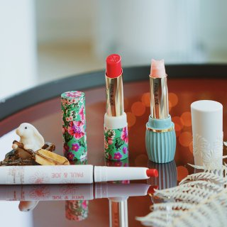Pual&Joe|今春新品Lip Crayon,过年色美哭