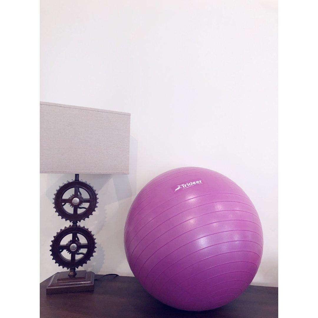 买回来不闲置的瑜伽球,瑜伽毯