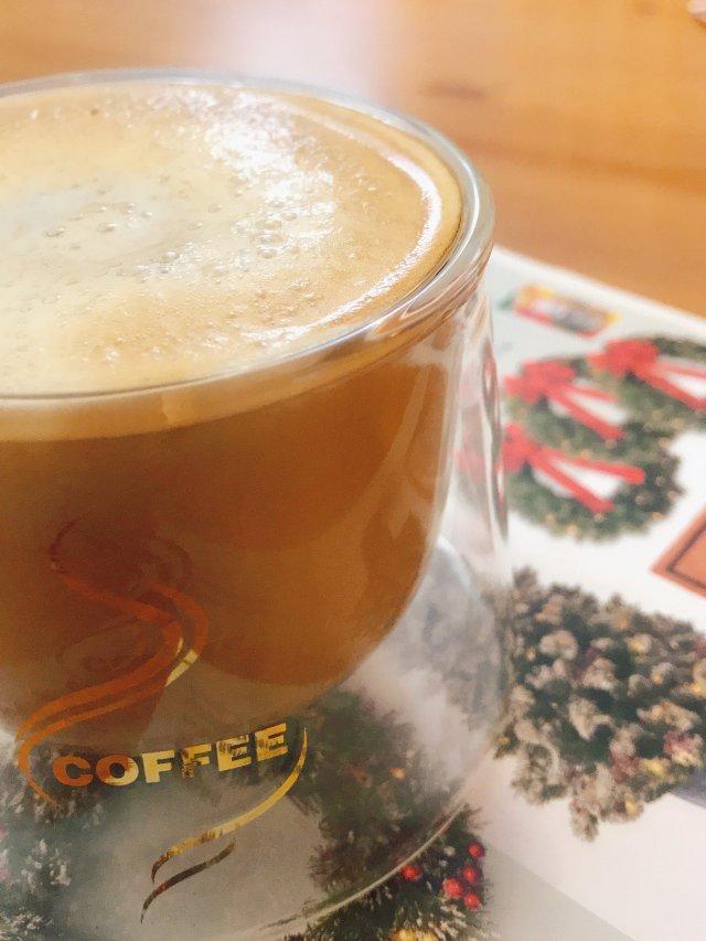 我是个爱喝咖啡的咖啡因敏感且乳糖不...