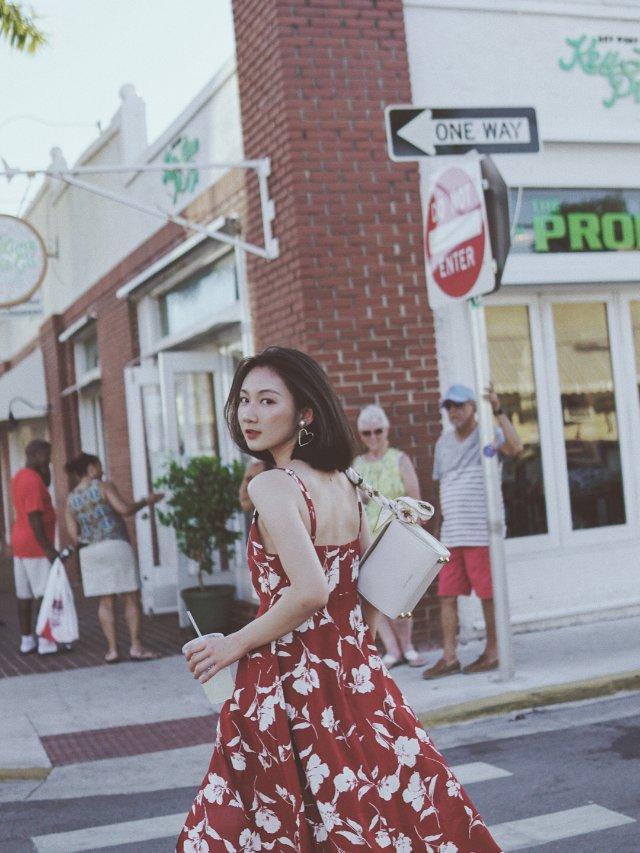 💃🏼 夏日穿搭   热情红
