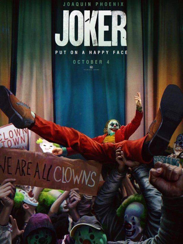 10月必看电影🎬《小丑》