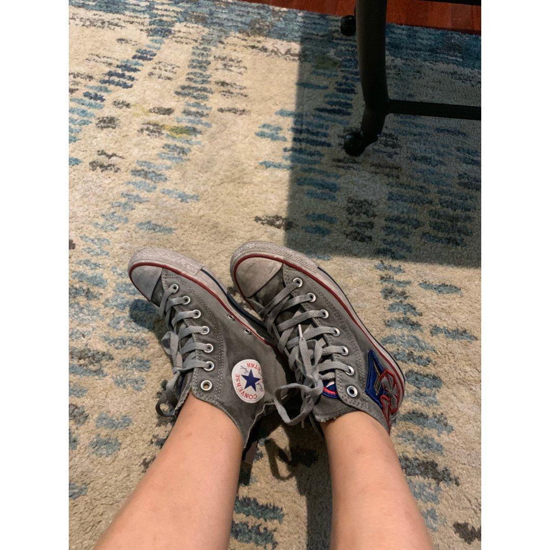Converse小脏鞋美爆了啊啊啊啊