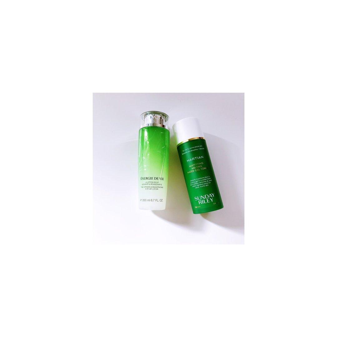 分享下夏天爱用的化妆水-绿瓶子<b...