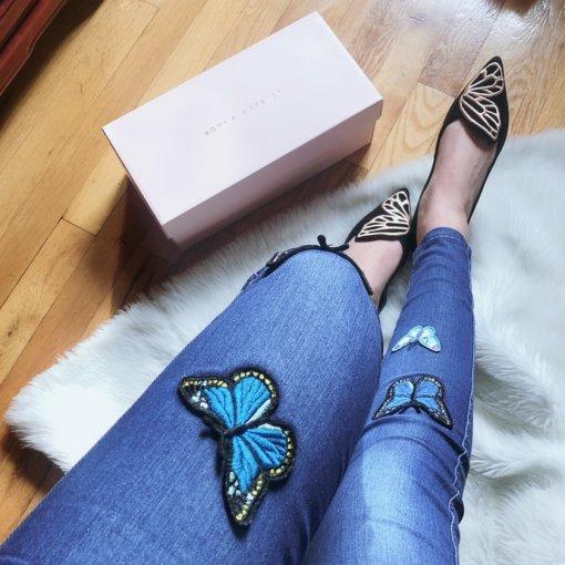五折🦋蝴蝶鞋get!