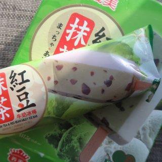 中超好物🇬🇧抹茶红豆雪糕...