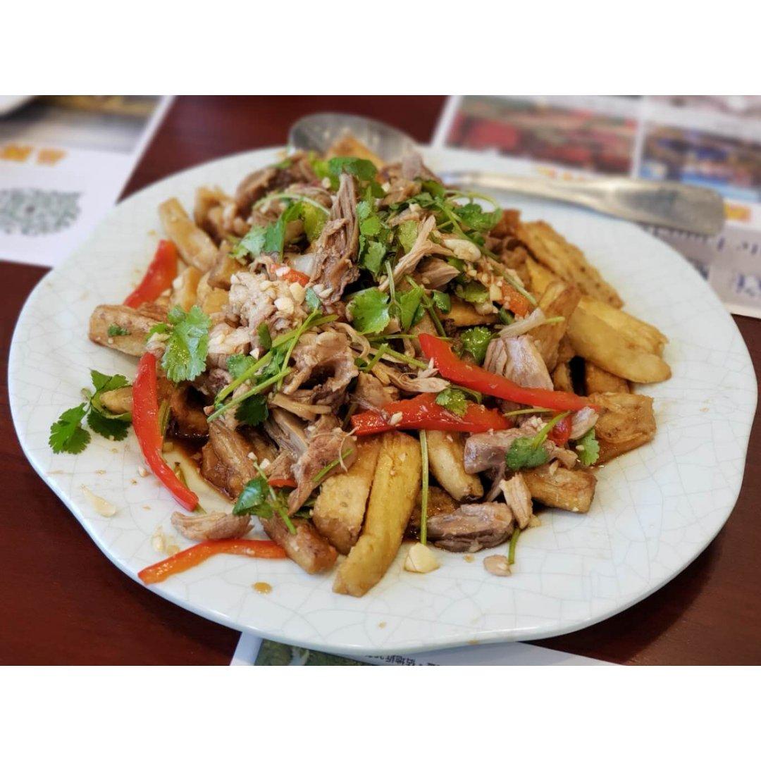 🇺🇸洛杉矶美食 让人惊喜的青岛饭店👀