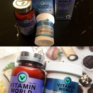 微众测:Vitamin World 保健品