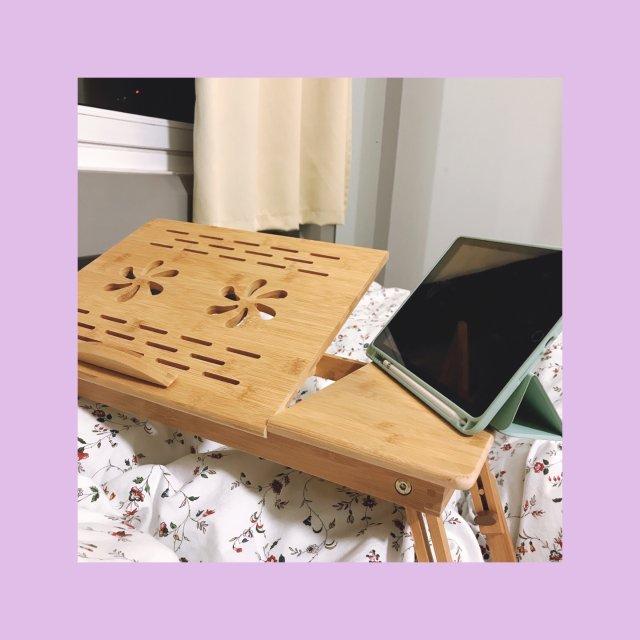 床上桌:提升冬日幸福感的重要好物