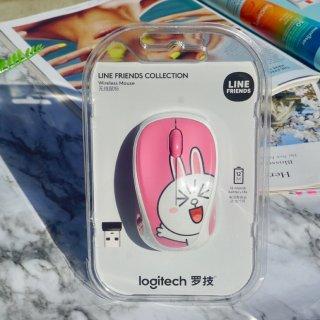 Logitech ✖ Line Friends蓝牙鼠标测评