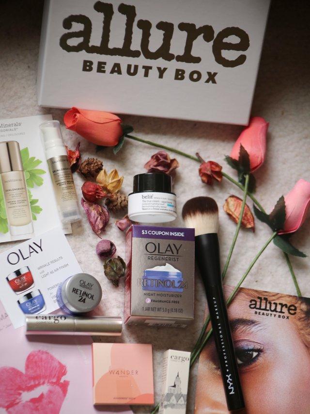 Allure Beauty Box...
