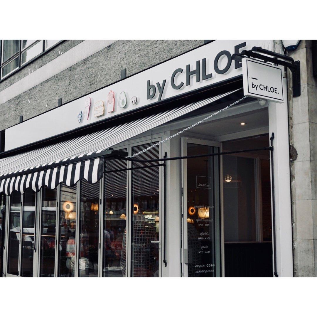 伦敦美食 轻食餐厅by CHLOE...