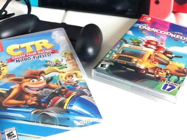 黑五买游戏系列↣一早就开心飞了!