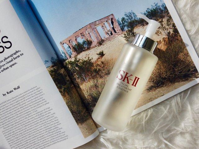 SK-II神仙水|女人值得为自己投资