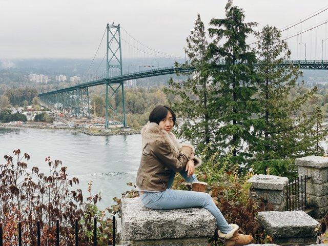 温哥华史坦利公园大桥拍摄点