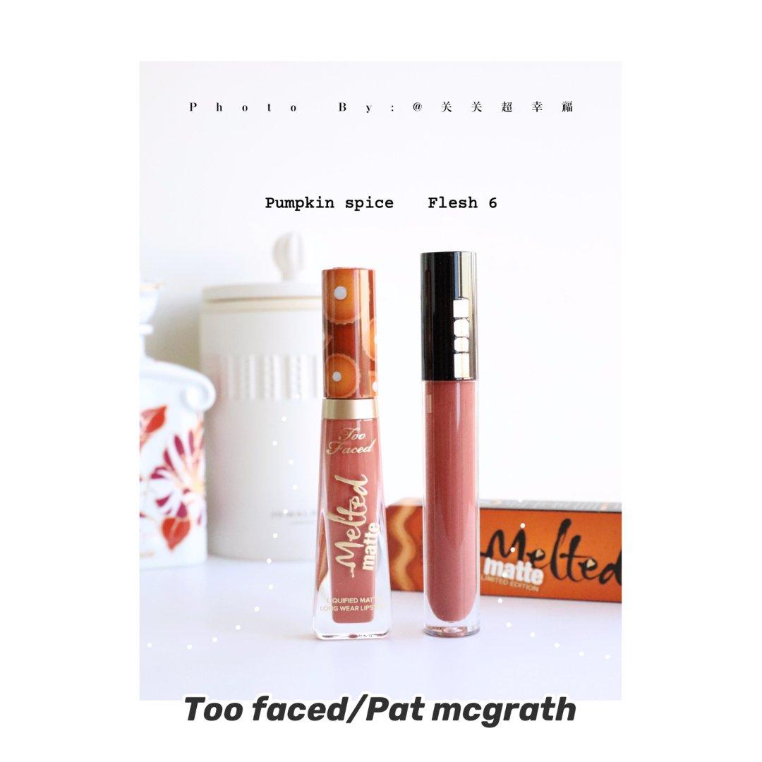Too Faced,PAT McGRATH LABS