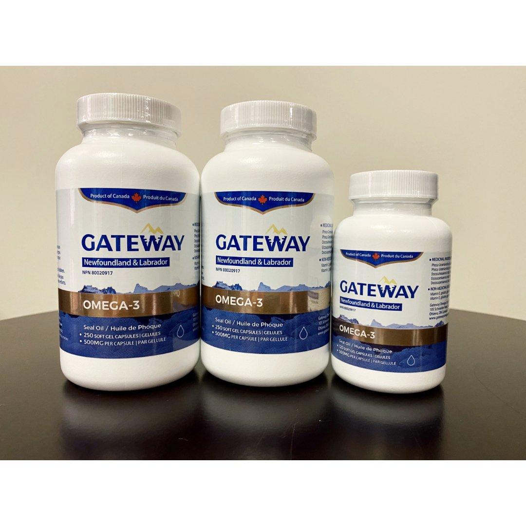 粒粒是金!Gateway海豹油—最...
