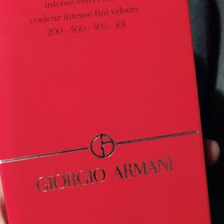 阿玛尼限量套装,今年最推荐必败的口红💄...