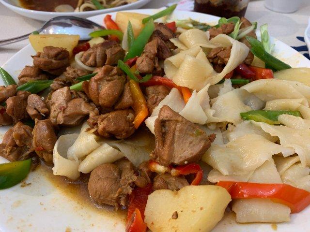 新疆菜馆-Arzu Uyghur