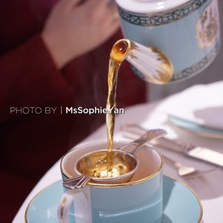 伦敦下午茶|可信赖的福南梅森很好吃...