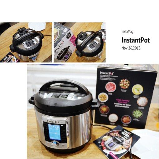 Instant Pot 6qt 10合一初體驗[海南雞飯]
