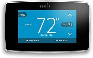$139Emerson Sensi Touch Wi-Fi Thermostat