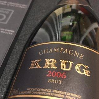 香槟推荐🍾KRUG 2006 Vinta...