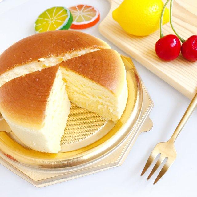 舒芙蕾芝士蛋糕:下午茶的好选择