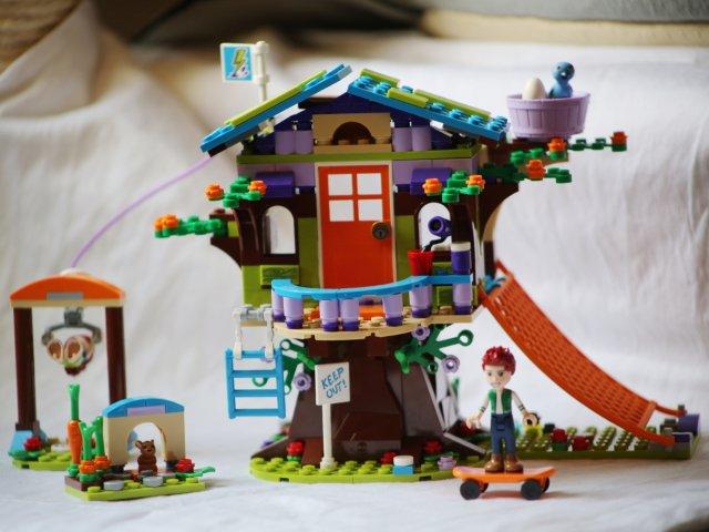Lego小伙伴系列真的太萌了!