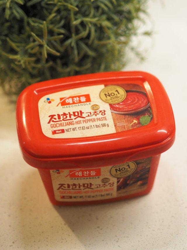 5.3 菜谱推荐 | 韩国辣酱炒牛肉🍛