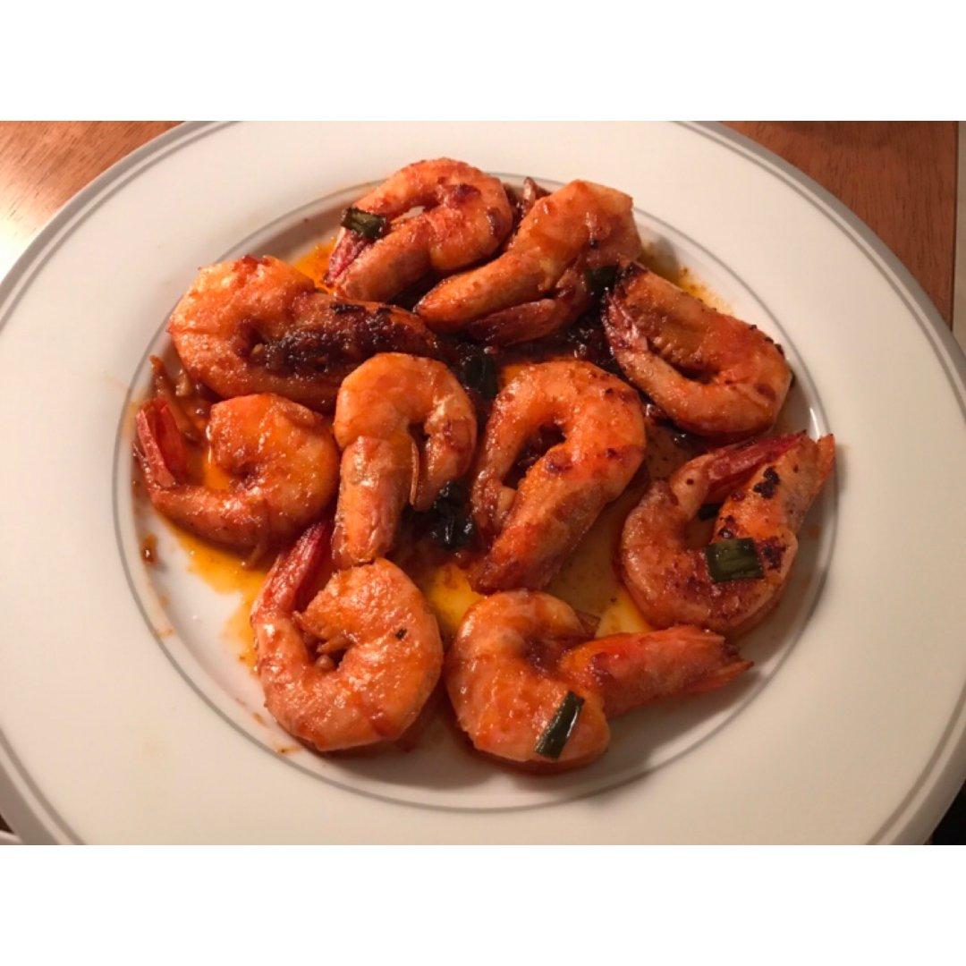 🌤三餐吃什么🌤油焖大虾