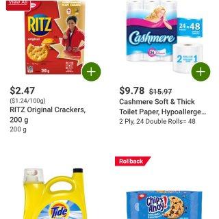 开学购物推荐 Walmart groce...