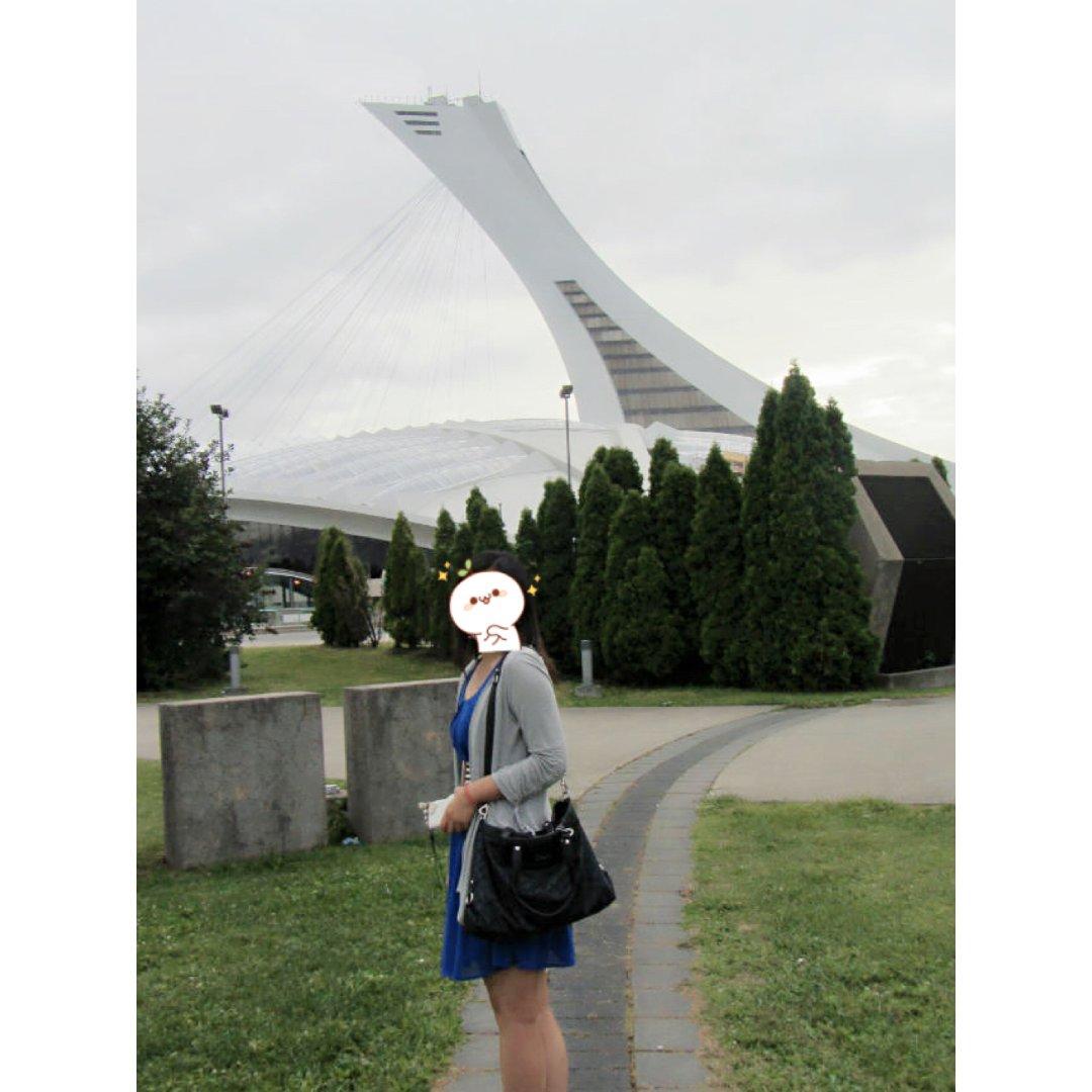 蒙特利爾 🇨🇦 奧林匹克公園