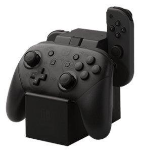 $9PowerA Nintendo Switch Joy-Con & Pro Controller Charging Dock