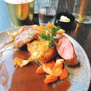 冰岛的羊排和鳕鱼真是绝了...