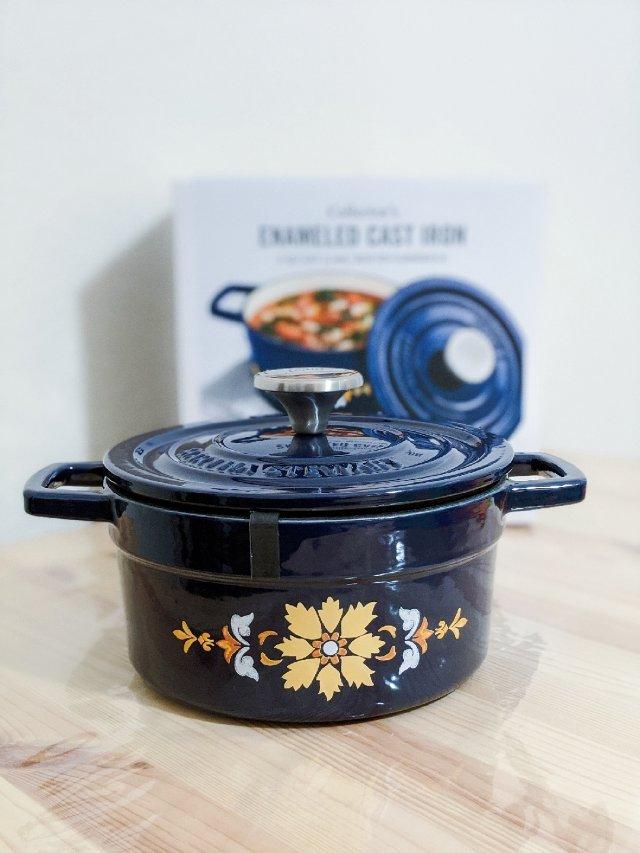 我的第一个平价铸铁锅