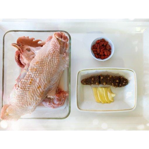 旭龙行特级野生阿拉斯加红参食谱分享 2⃣️ — 养生汤品